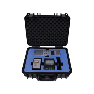 Lift guide rail distance and coplanarity tester GCT-1
